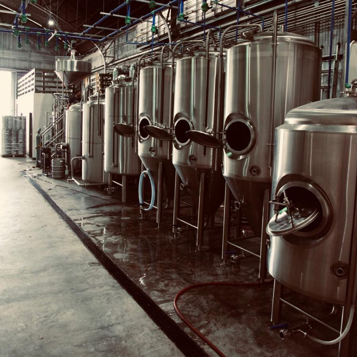 Microbrewery Packages | 3.5-15 BBL