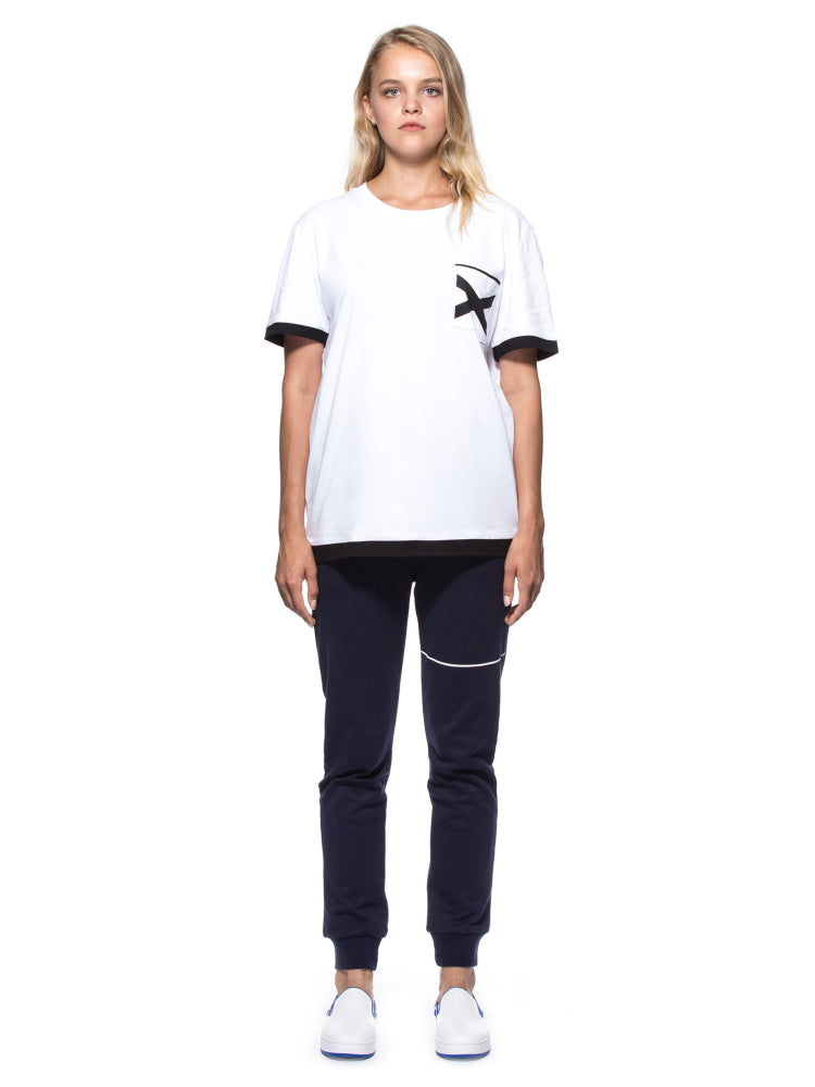LY SEVEN Quite Simple Tee