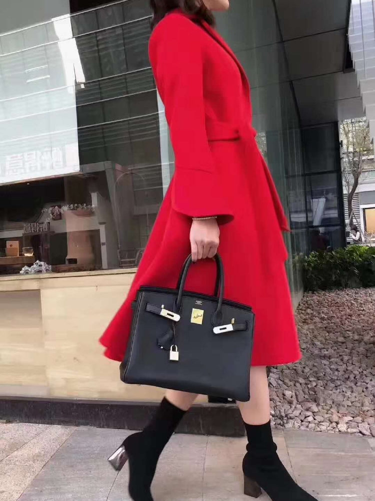 Sophia Wool Coat