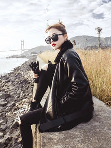 Jessi Shearling Jacket