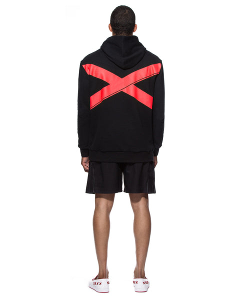 LY SEVEN Hoodie Red