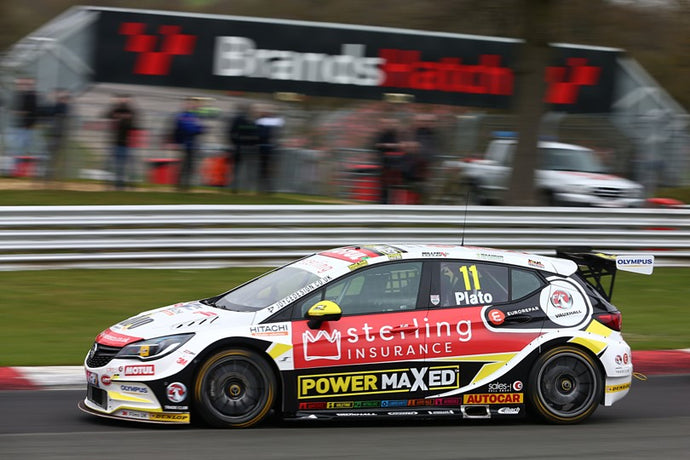Jason Plato to wow fans at Power Maxed Coventry Motofest this weekend
