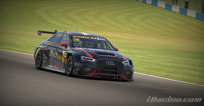 PMR eSeries Championship Standings-Brands Hatch (Indy)