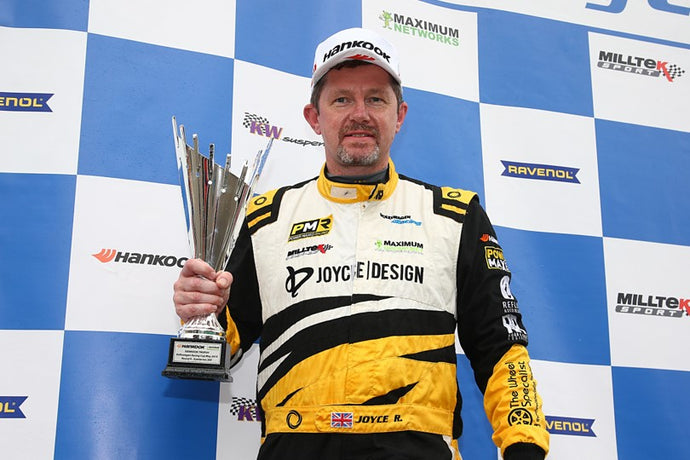 Joyce takes trophy at successful Volkswagen Racing Cup weekend