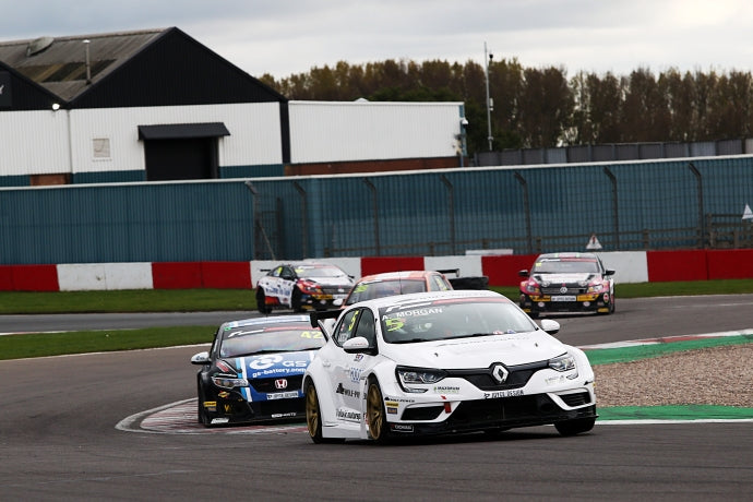 PMR success in first TCR foray