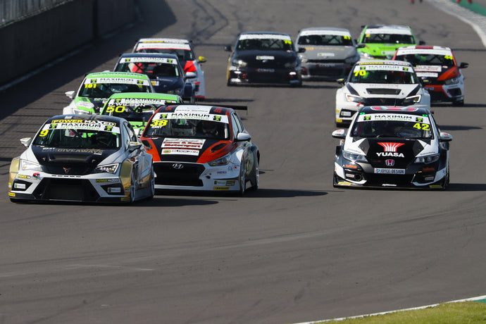 Final Round of TCR & VWRC Sees Sam Osborne Join PMR Fold