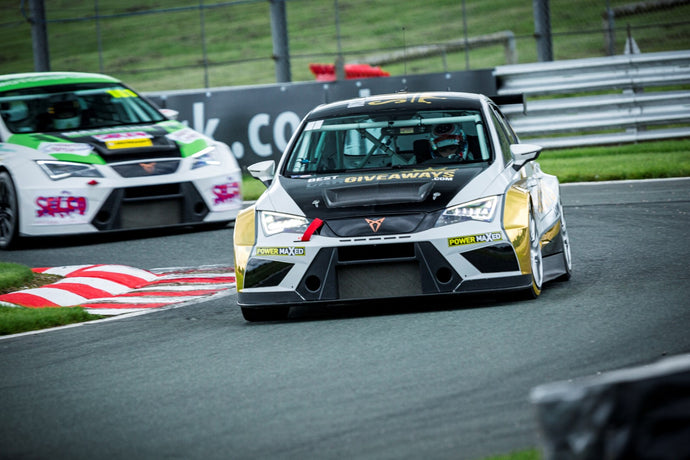 Power Maxed Racing Return to The Track for TCR & VW Racing Cup
