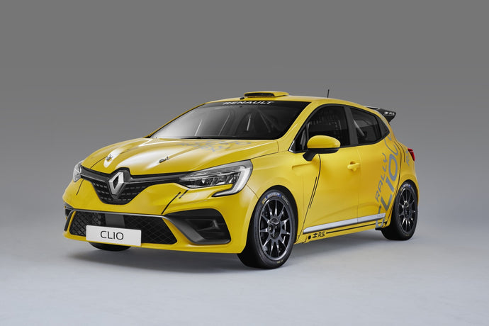 PMR Look to Field Entries in All-New Clio UK Cup