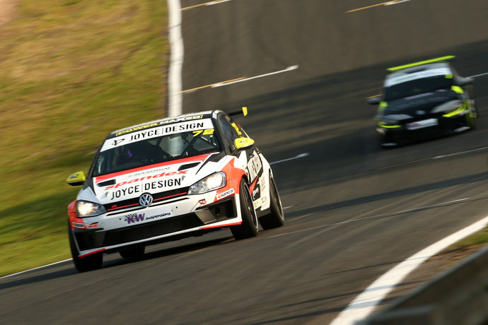 Successful Volkswagen Racing Cup Weekend at Oulton Park sees Joyce in Top 5