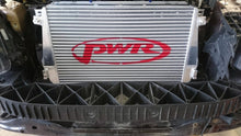 Load image into Gallery viewer, PWR VW Amarok 2.0TDI 2012-2018 Uprated Front Mount Intercooler (FMIC) Full Kit inc. Pipework