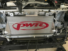 Load image into Gallery viewer, PWR Toyota Hilux 2.8TD 2015- (AN120/AN130) Uprated Front Mount Intercooler (FMIC) Black Full Kit inc. Pipework