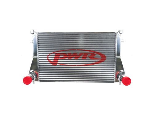PWR Volkswagen Golf R/GTI Mk7/7.5 Front Mount Intercooler (FMIC) (55mm extruded racer tube)
