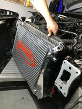 Load image into Gallery viewer, PWR Volkswagen Golf R/GTI Mk7/7.5 Front Mount Intercooler (FMIC) (55mm extruded racer tube)