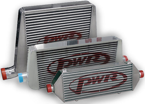 PWR Air to Air Intercooler