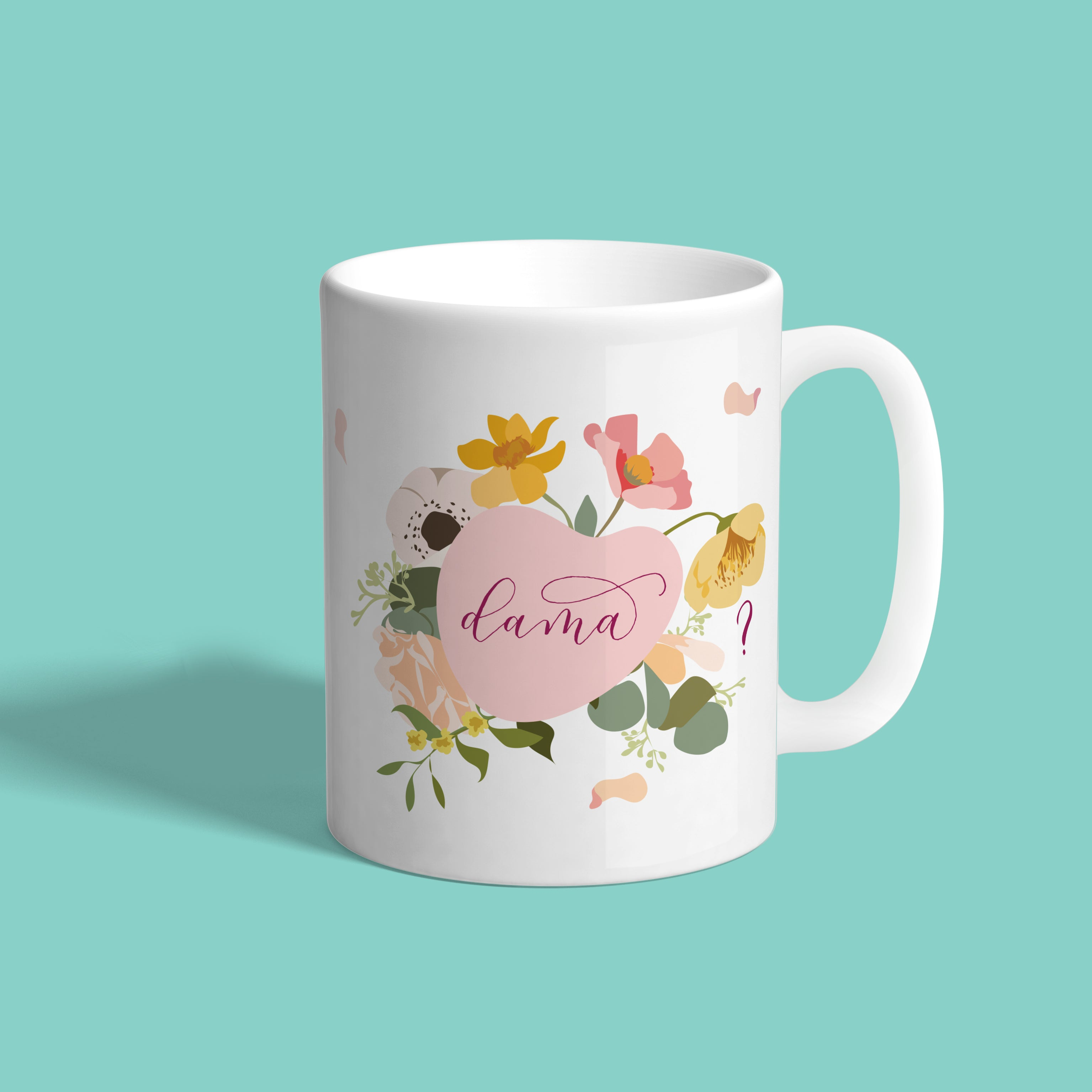 Romantic Collection: Dama - Mug