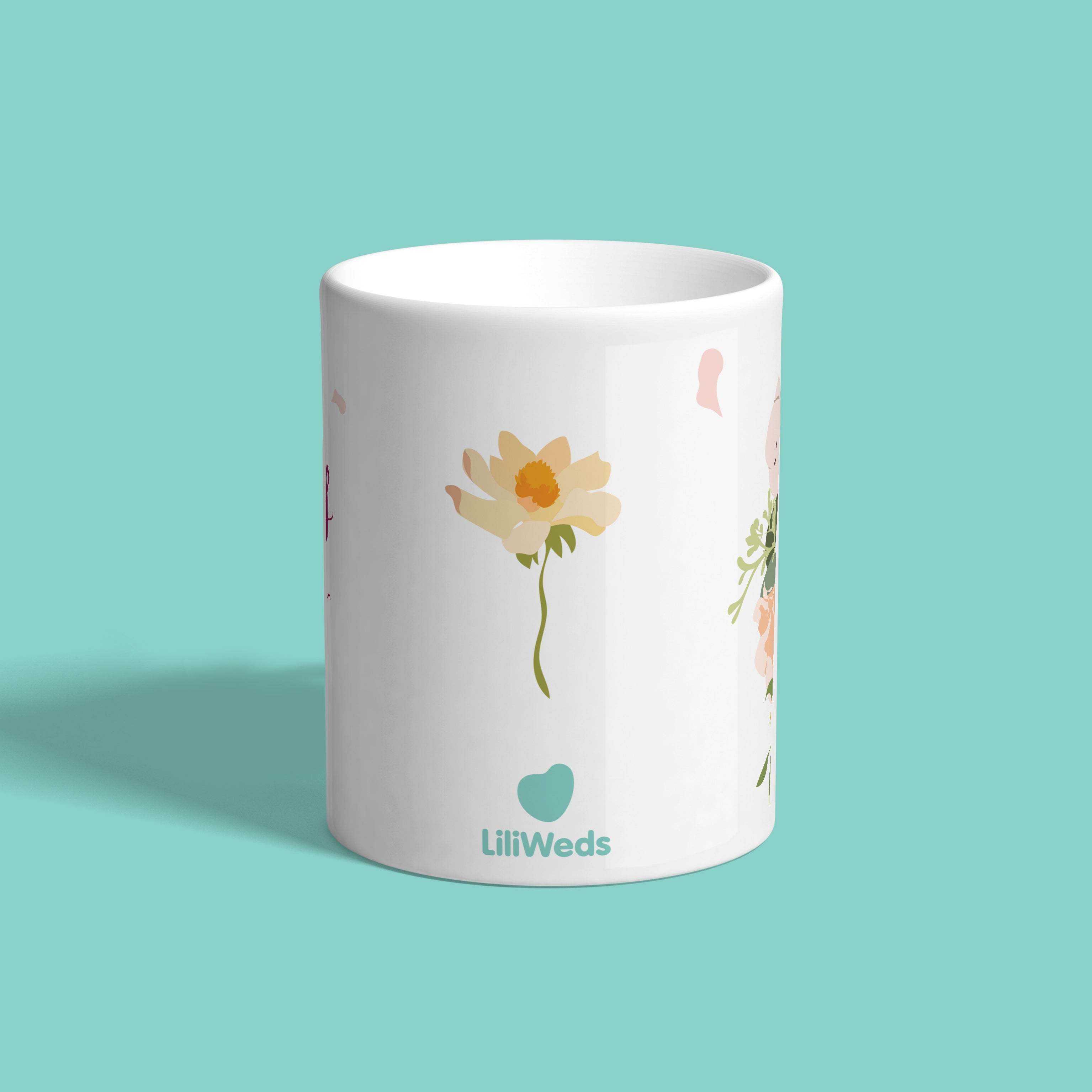 Romantic Collection: Madrina - Mug