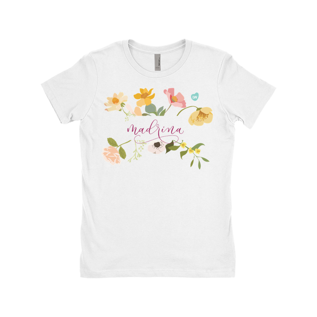 Romantic Collection: Madrina - T-shirt
