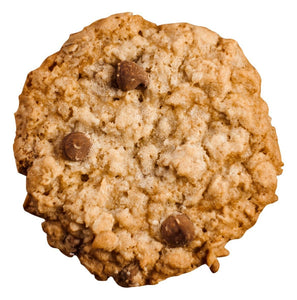 single oatmeal chocolate chip