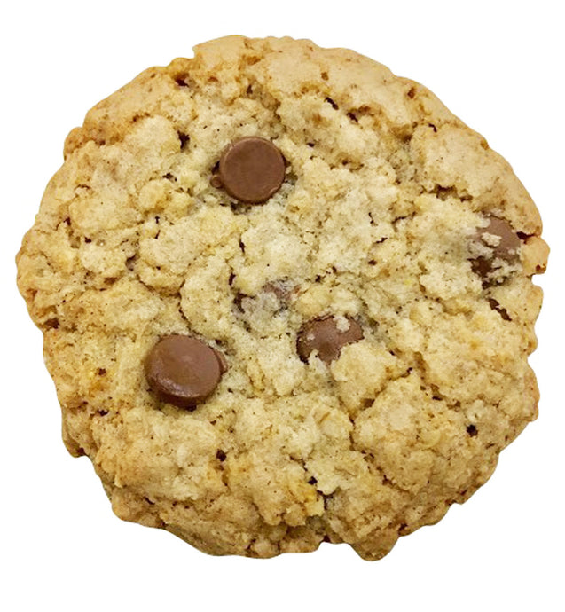 Gluten Free Oatmeal Chocolate Chip
