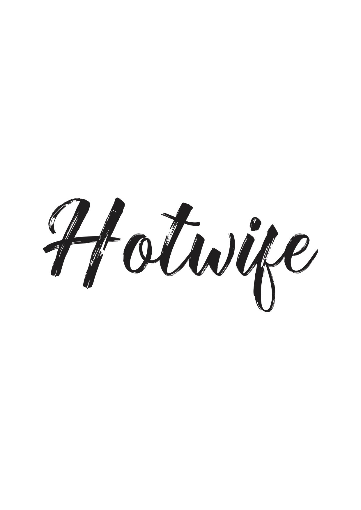 Hotwife
