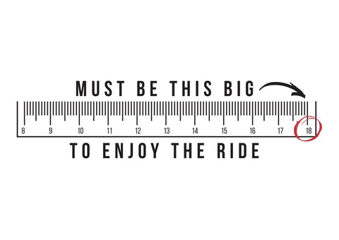 This Big To Ride