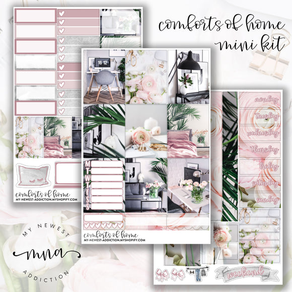 Comforts of Home Mini Kit