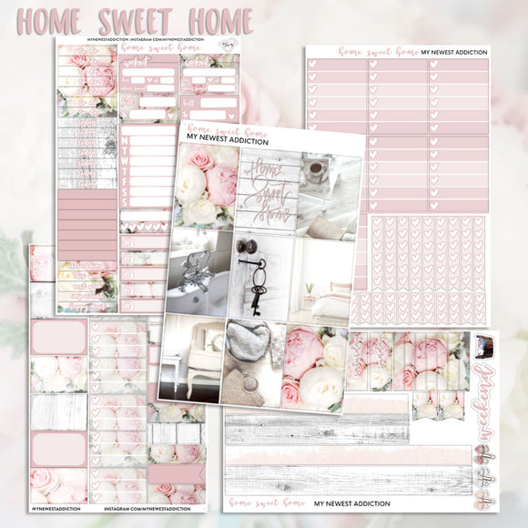 Home Sweet Home Weekly Kit