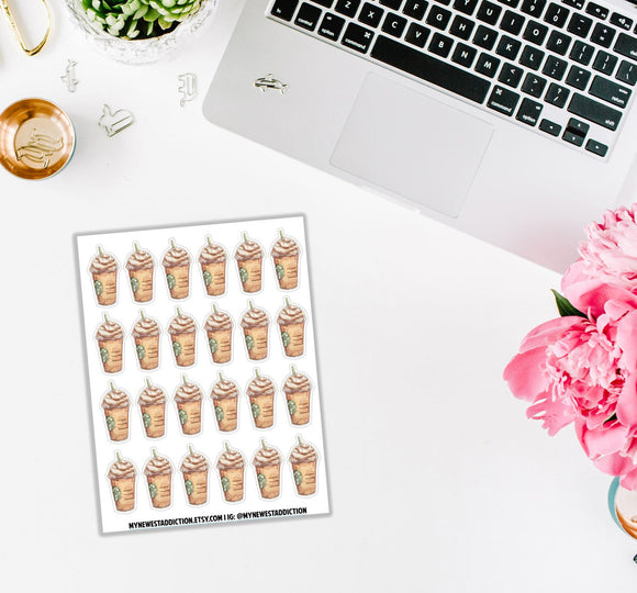 Fraps Planner Stickers
