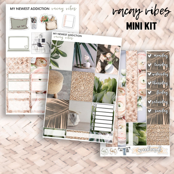 Vacay Vibes Mini Kit