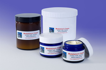 Madeleine's Creams and Ointments