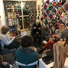 Knit Night Event at All About The Yarn