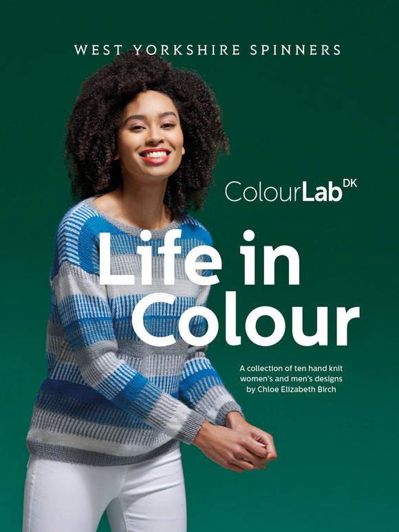 ColourLab DK: Life In Colour by Chloe Birch