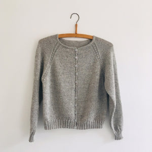 """Helga Cardigan"" by Helga Isager for Isager"