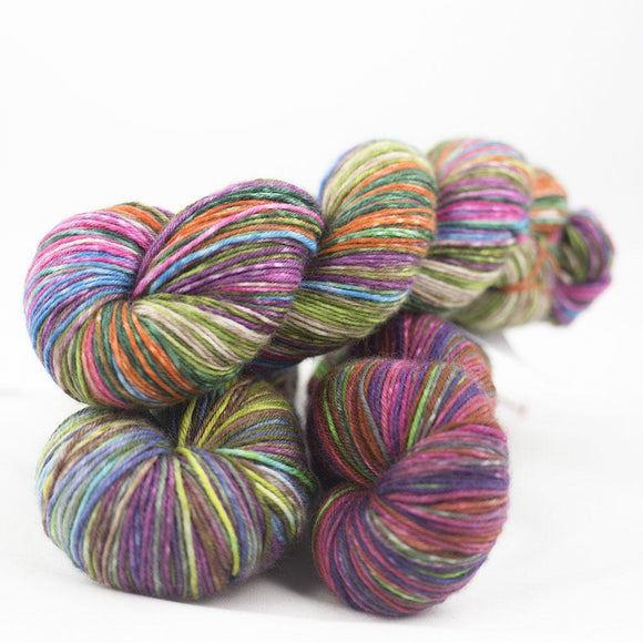 Kremke Soul Wool Lazy Lion Sock Yarn: Self-Striping
