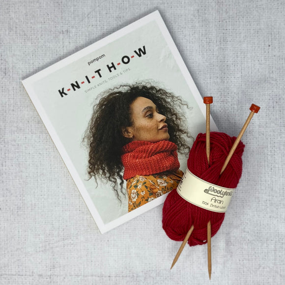 Learn to Knit Bundle
