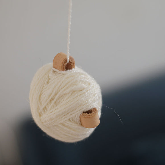 Geo-Metry Mini Yarn Turtle