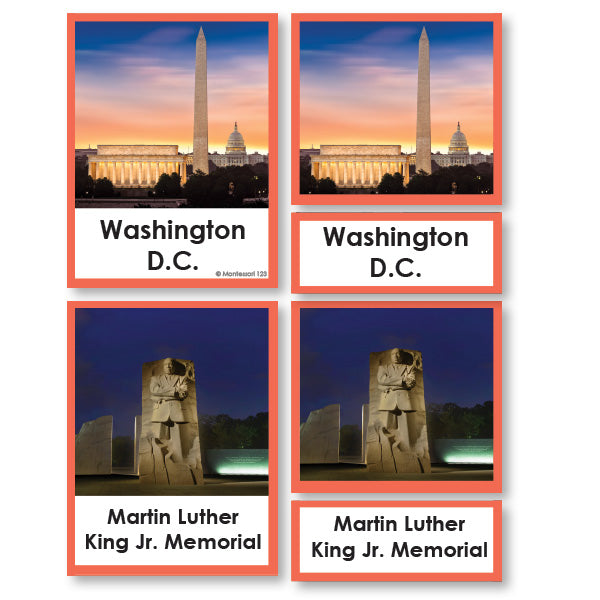 Free Card Sets for the 2019 Washington, DC AMS Conference