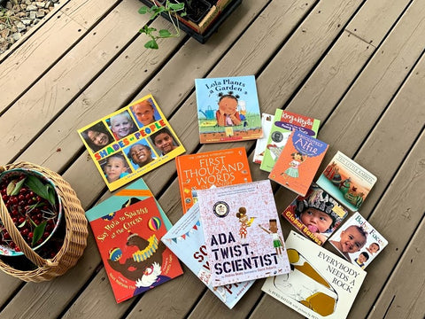 Multicultural books for kids to use when talking about racism