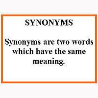 Language Arts-Word Study - Word Study: Synonyms - Puzzle Train
