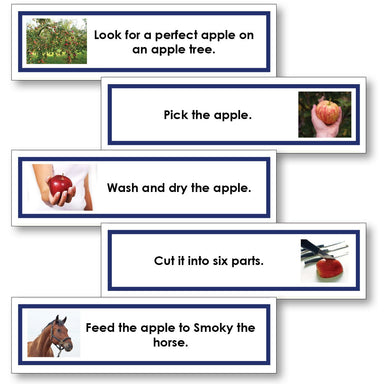 Reading-Comprehension Activities - Sequence Stories