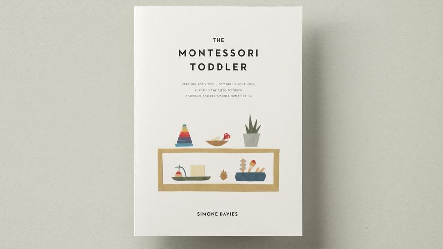 Toddler Material - The Montessori Toddler Book By Simone Davies