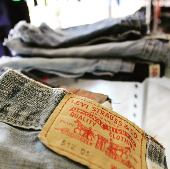 Made in USA in Pompiano: Levi's Strauss & Co.