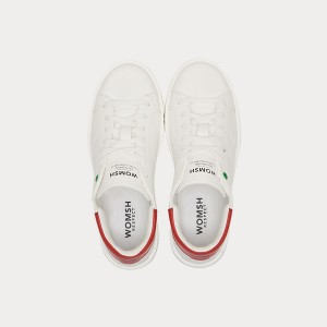 Womsh - Scarpa Concept White Red