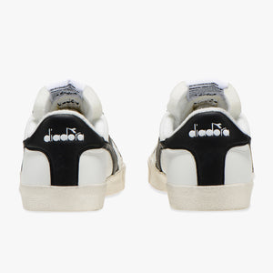 Diadora - Scarpa Melody Leather Dirty White/Black