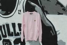 Load image into Gallery viewer, Lyle and Scott - Maglione Cotton Merino Pink