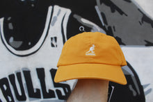 Load image into Gallery viewer, Kangol - Cappello Washed Baseball Marigold