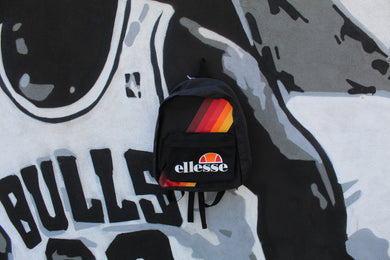 Ellesse - Zaino Backpack Nero