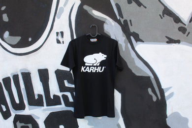 Karhu - T-shirt Basic Logo Black/White
