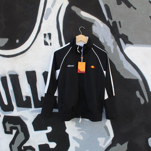 Ellesse - Felpa Full Zip Over Black