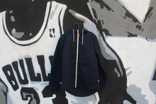 Load image into Gallery viewer, Revolution 1995 - Giubbino Hooded Navy